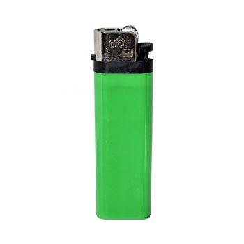 disposable flint green lighter