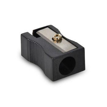 WFIDEA-0488-Basix-Plastic-Sharpener-BL