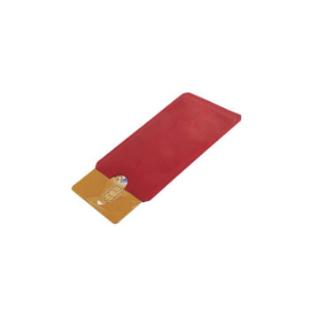 RFID-Aluminium-Foil-Card-Holder-Red